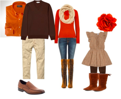 7 Best colors to coordinate an outfit for a photoshoot