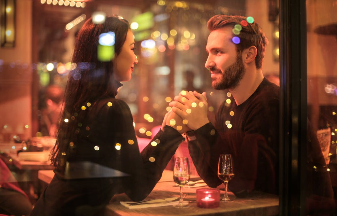 Wine and Talks- Good Combination for a Date