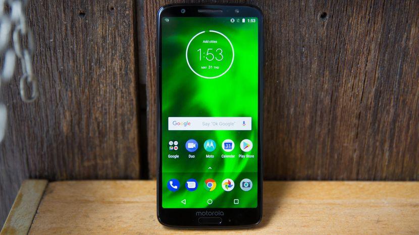 Motorola Moto G6 Play: The King of Budget Smartphones - Query OK