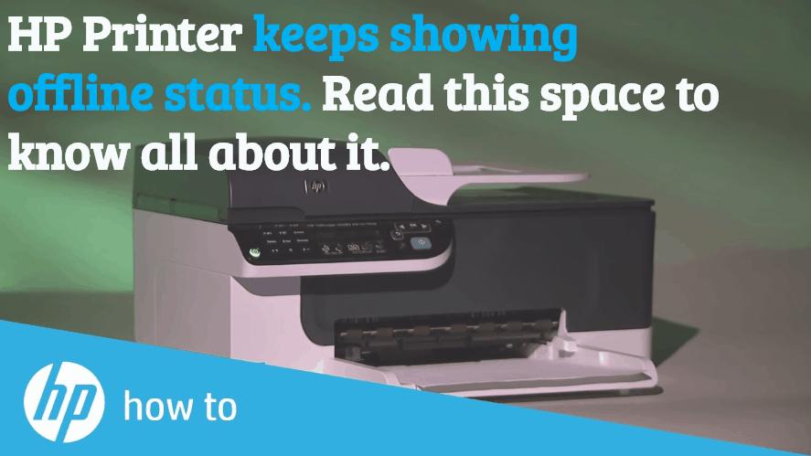 How To Get Printer Online if my screen showing offline