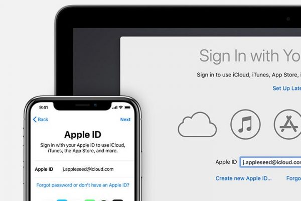 Sign Up for Apple ID